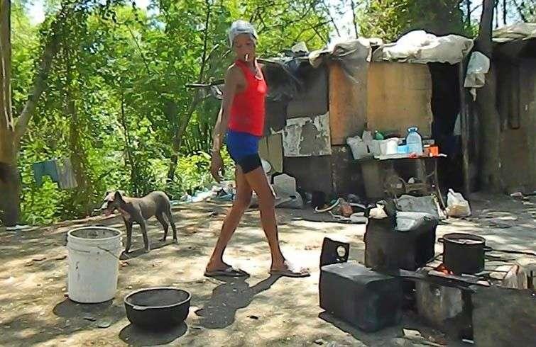 Quimbos en el basurero