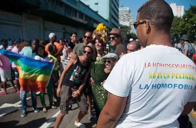 Jornada contra la homofobia en Cuba