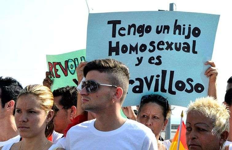 Jornada cubana contra la homofobia