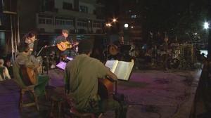 Fotograma del documental Canción de barrio