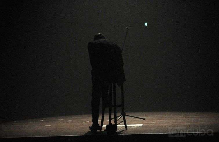 Concierto de Pancho Céspedes en la inauguración oficial del VI Festival de Música de Cámara Leo Brouwer