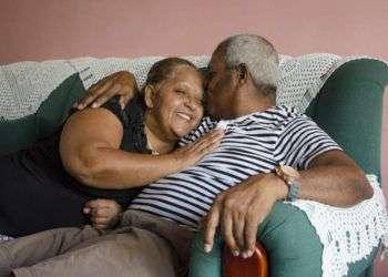 María y Roberto, 44 años juntos / Foto: Alain L. Gutiérrez
