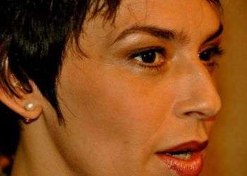 La reconocida actriz Broselianda Hernández. Foto: Petí / Cubadebate / Archivo.