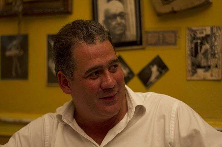 """Enrique Núñez: """"No queremos que la Guarida sea solo un restaurante donde vas a cenar y listo, sino que sea toda una experiencia, que el cliente sienta la satisfacción de una buena comida y se enriquezca espiritualmente""""."""