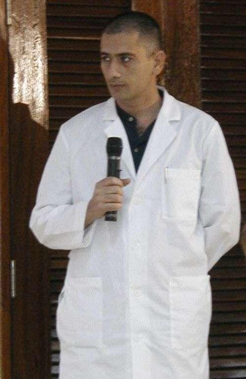 Félix Báez Sarría