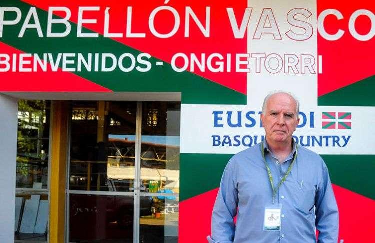 José María León, presidente de la Asociación de Empresarios Vascos en Cuba (AECV) / Foto: Calixto N. Llanes