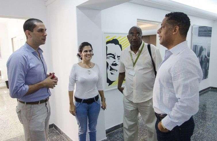 Visita Ernestro Londoño