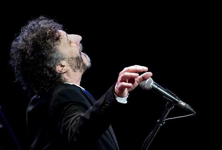 El cantautor argentino Fito Páez regresó este año a La Habana invitado por el VI y último Festival Leo Brouwer de Música de Cámara / Foto: Amílcar Pérez Riverol.