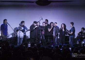 Homenaje a Santiago Feliú / Fotos: Andy Ruiz
