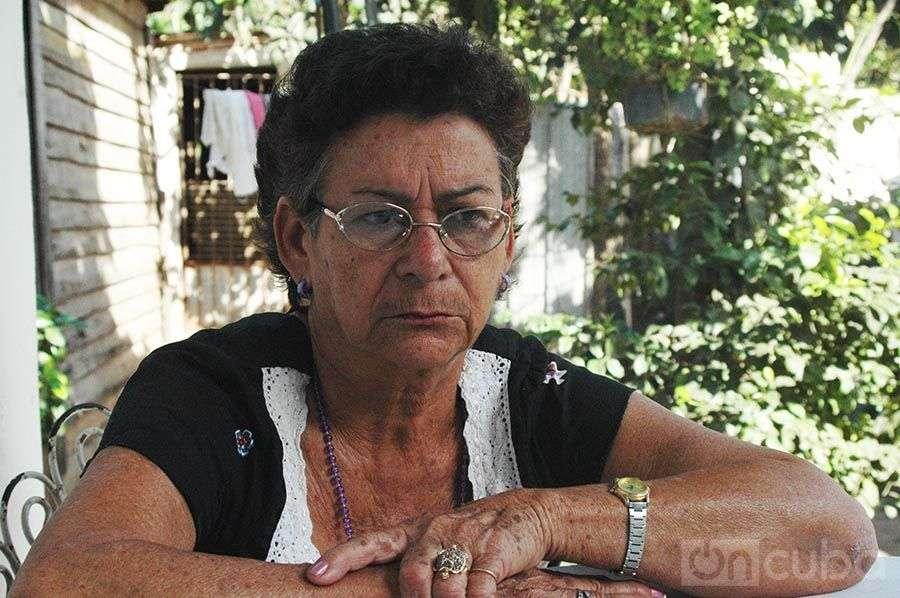 Nereida Hernández / Foto: Carlos M. Álvarez