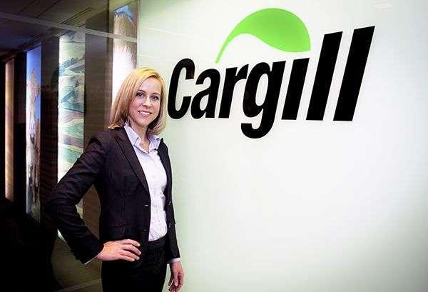Devry Boughner Vorwerk, ejecutiva de la multinacional Cargill