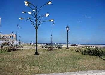 """""""Árbol de luz"""", Rafael Villares, Cuba"""