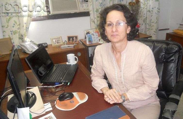 Ingeniera Aniuska Betancourt Hernández, Presidenta de la AENTA / Foto: Cortesía de la entrevistada