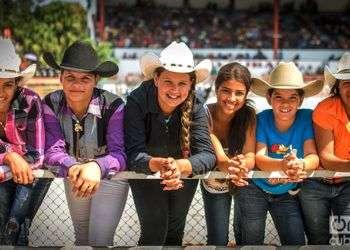 El equipo de barrileras de La Habana es el más joven del país / Foto: Kako