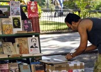 En la Plaza de Armas Foto: Roberto Suárez