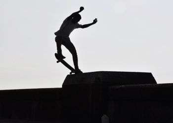 Deportes extremos en Cuba. /Foto cortesía del autor