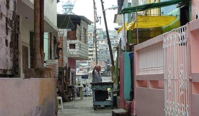 """""""En Guayaquil no para de sonar salsa por cada rincón"""", narra desde Ecuador el editor del blog Mitad. Foto: Tomada del blog Mitad"""