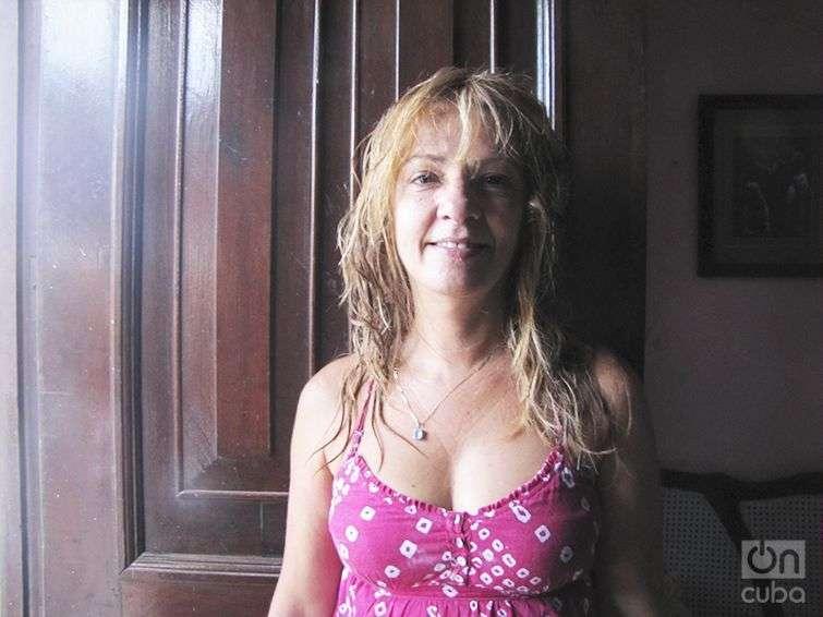 Lidia Perera, cuentapropista
