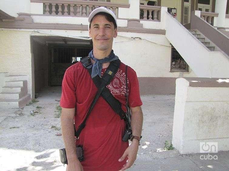 Orlando García, Fotógrafo de la Fototeca de Cuba