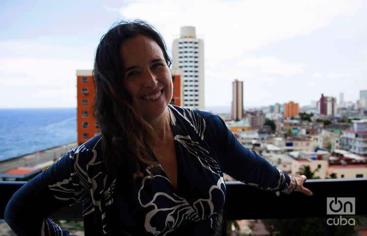 Ruth Behar, judía estadounidense de origen cubano, escritora e investigadora. Foto: Alain L. Gutiérrez