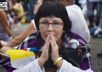 Papa Francisco en Cuba - Misa en La Habana. Foto: Claudio Peláez Sordo