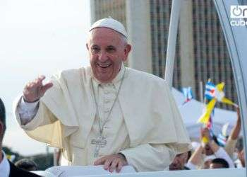 Papa Francisco en Cuba - Misa en La Habana