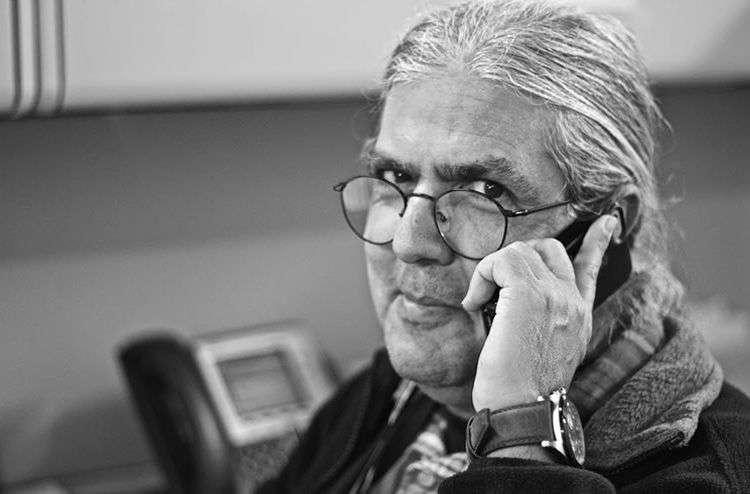 Ramón Fernández Larrea. Foto: Luis Leonel Leon