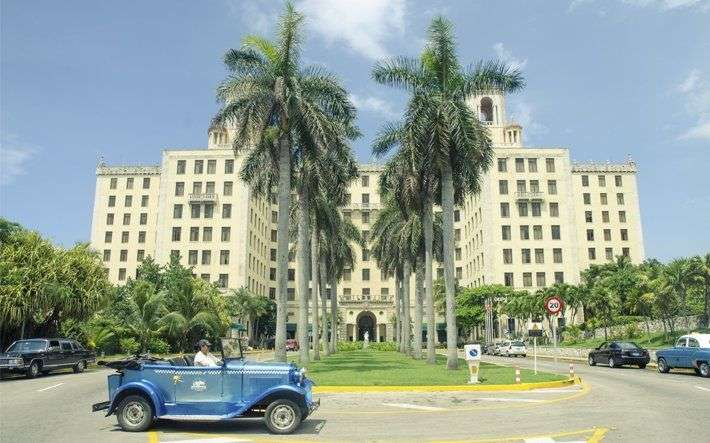 Hotel Nacional de Cuba / Foto: Gran Caribe