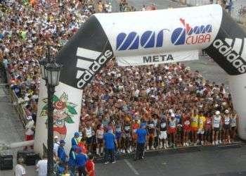 El Marabana es la carrera internacional de largo aliento más importante de Cuba / Foto: mapoma.es
