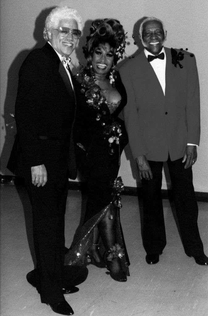 Jhonny Pacheco, Celia Cruz and Pedro Knight