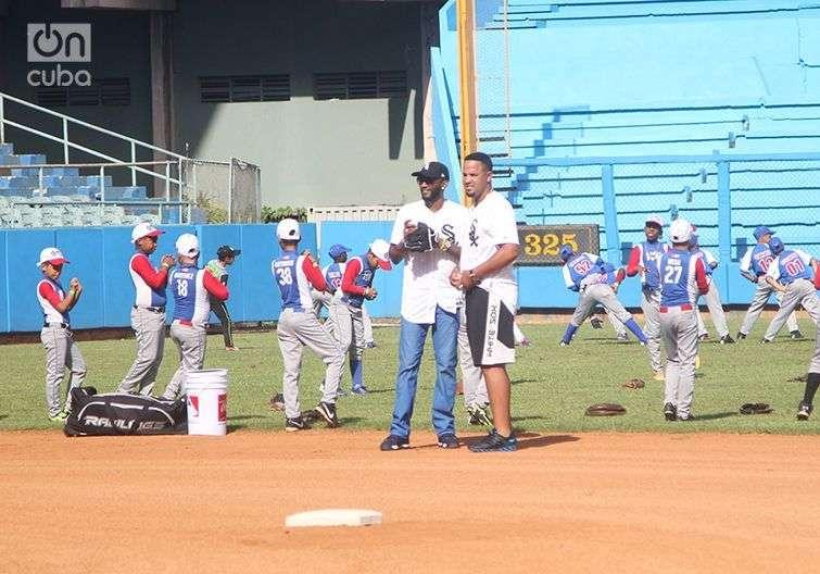 MLB en Cuba / Foto: Roberto Ruiz