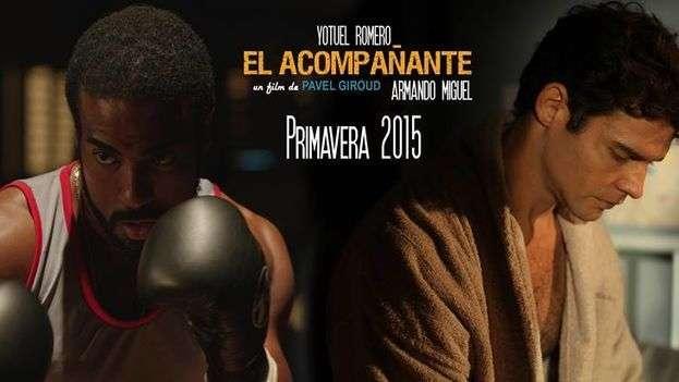 El Acompañante-poster