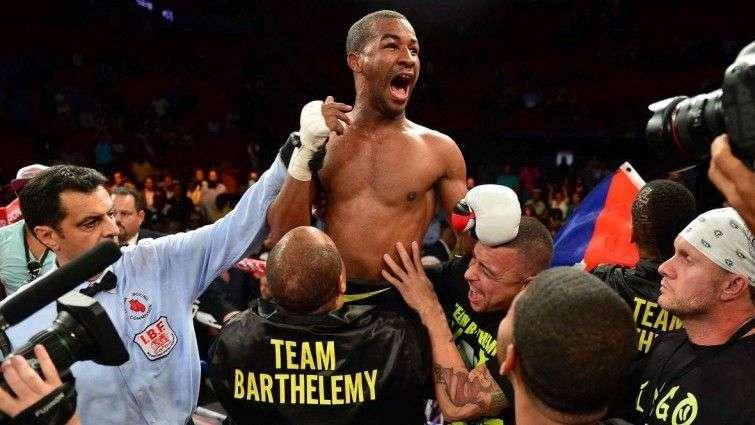 Rances Barthelemy sigue imparable., ahora en las 135 libras / Foto-premierboxingchampions.com