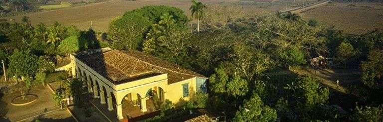 Torre Manaca Iznaga en Trinidad / Foto: Yariel Valdés