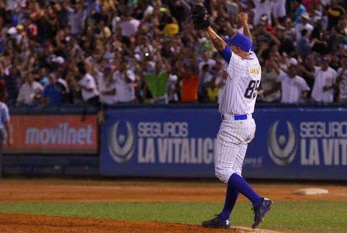 Hassan Pena en Venezuela. Foto: www.lvpb.com