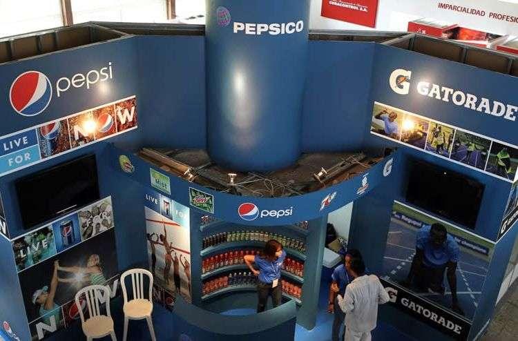 Durante la pasada 33 Feria de La Habana 2015, estuvieron presentes más de 25 empresas norteamericanas. Foto: EFE.