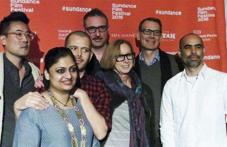 Ganadores del Global Filmmaking Award / Foto: Cortesía de Armando Capó