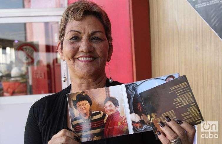 María Ochoa / Foto: Roberto Ruiz