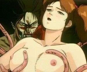 La leyenda del Señor del Mal, de Toshio Maeda, fue el primer manga hentai convertido en anime.