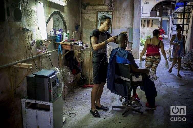 Los cubanos que recibirán a Obama / Foto: Alain L. Gutiérrez Almeida