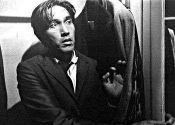 Salvador Wood en La muerte de un burócrata de Tomás Gutiérrez Alea (1966)