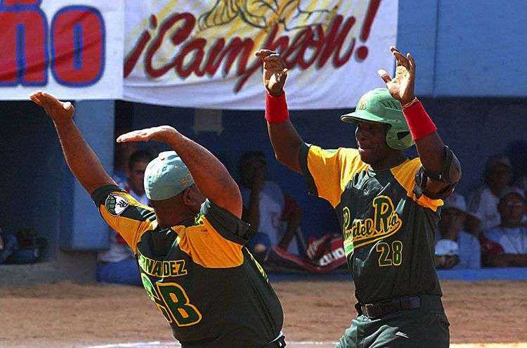 Como en la Serie de Oro, Ciego y Pinar se vuelven a batir en una final del béisbol / Foto: cubadeportes.blogspot.com