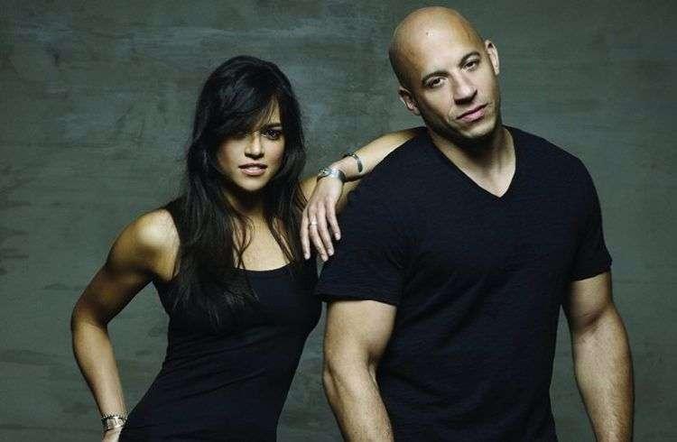 Michelle Rodríguez y Vin Diesel, protagonistas.
