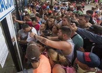 Mall de Chiriqui, en David, Panamá. Foto: Eyleen Vargas/Univisión