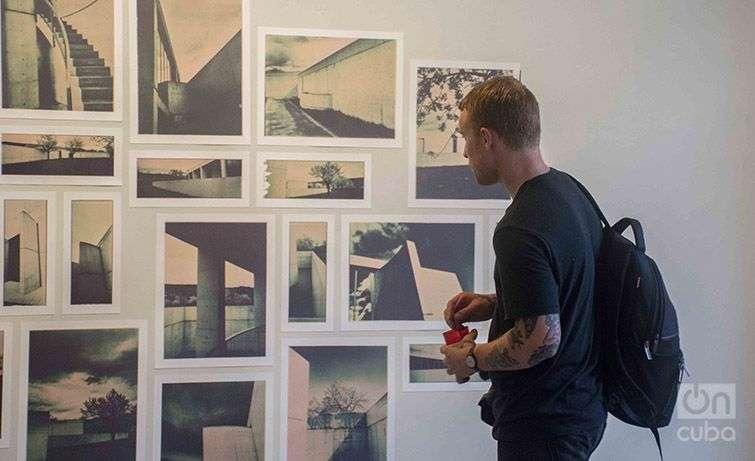 """Karl Lagerfeld: Work in progress"". Foto: Javier Martínez Acosta."
