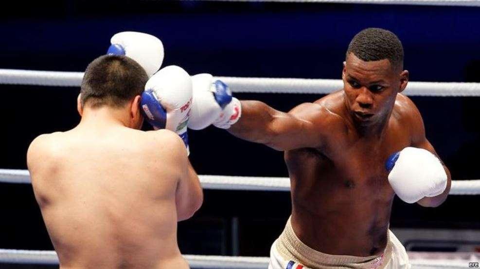 Leinier Peró tendrá que pelear de forma perfecta para tributar a la franquicia cubana. Foto: Agencias