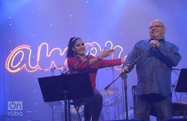 Concierto Haydée y Pablo Milanés (6)