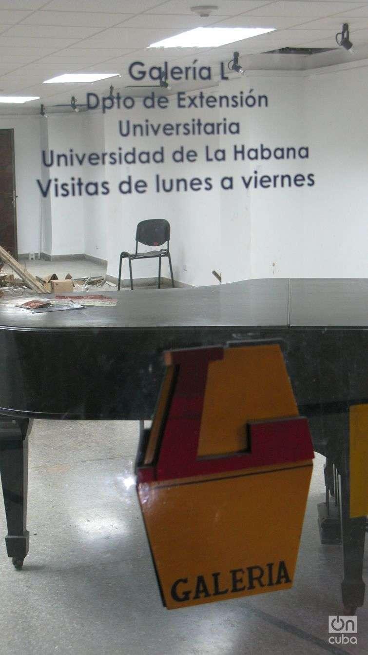 Galería L. Foto: Yoe Suárez