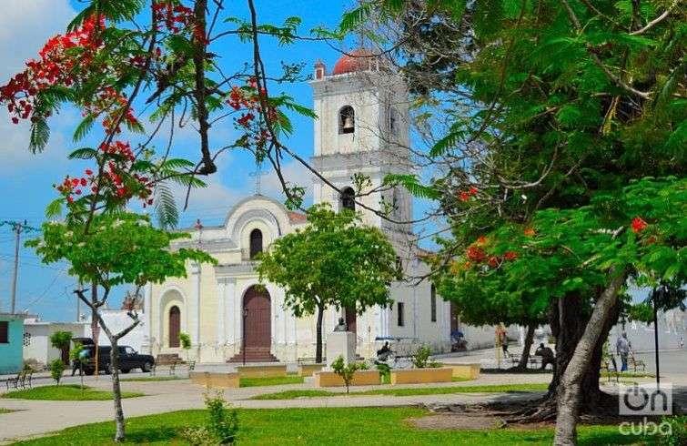 Iglesia del cristo del Buen Viaje