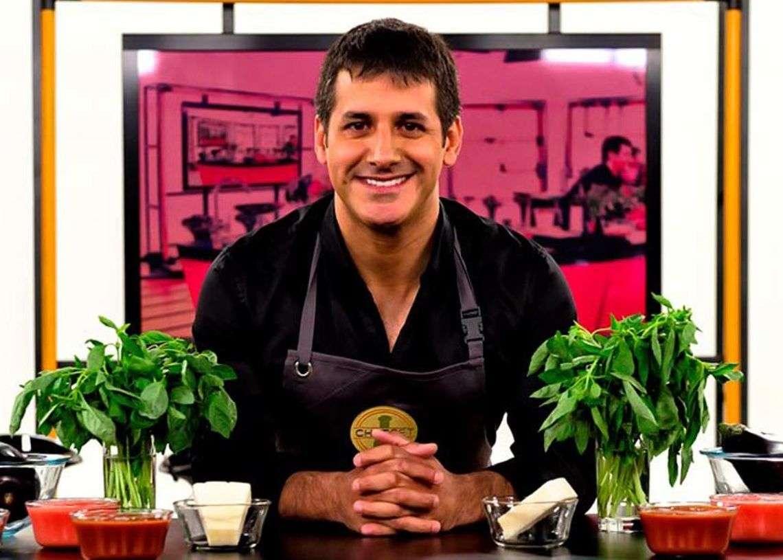 Chef Javier Ampuero. Foto: Parawine.com